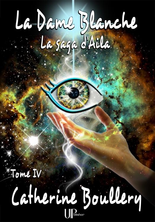 Illustration de fantasy, tome 4 de la saga d'Aila