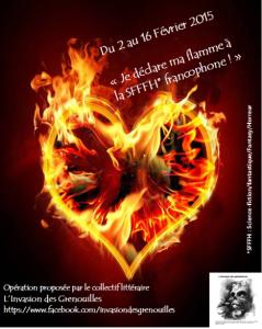 #jedeclaremaflamme à Catherine Boullery