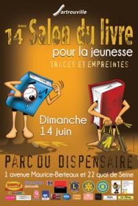 affiche-du-Salon-du-livre-de-Sartrouville-juin-2015